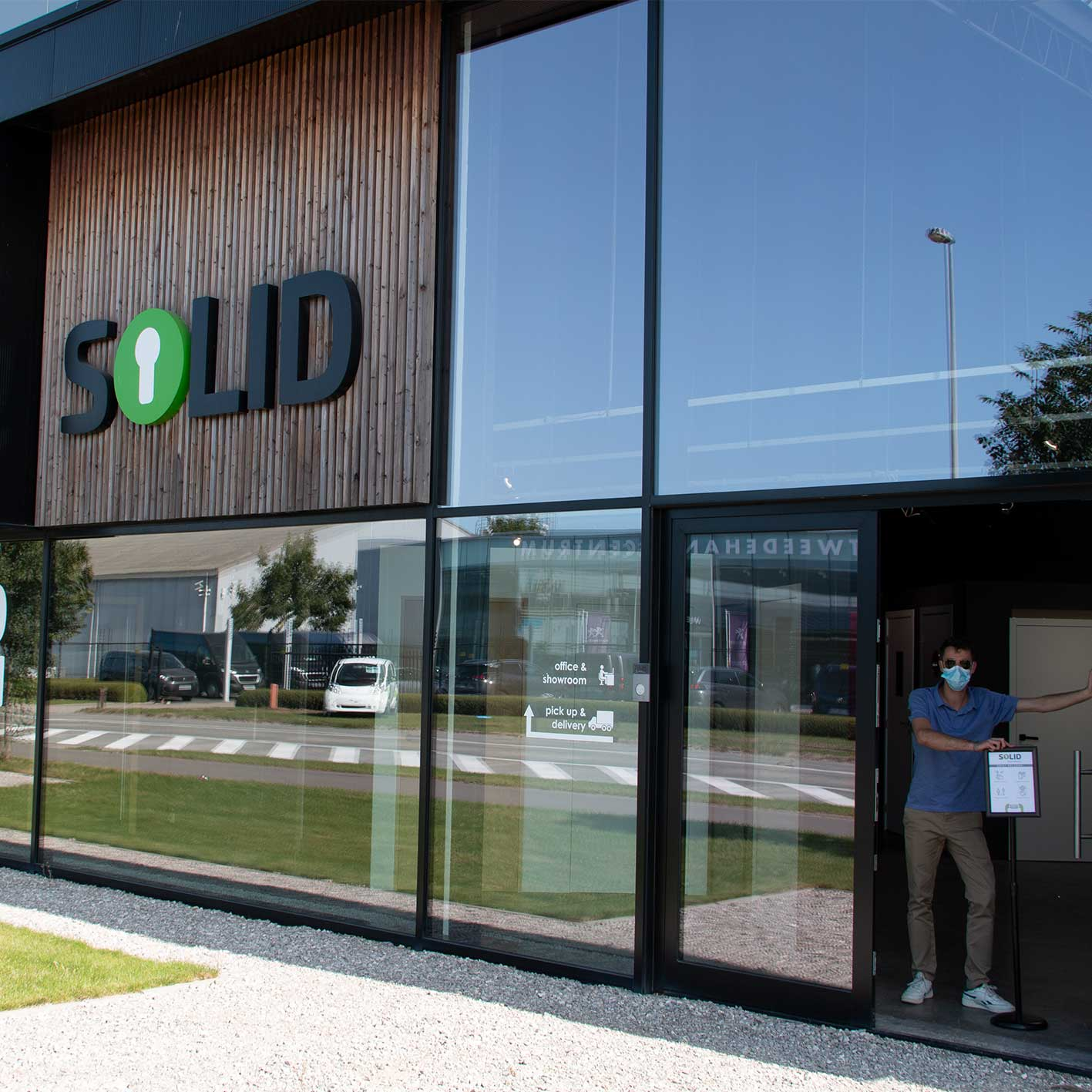 Jobs Team Solid International Binnendeuren
