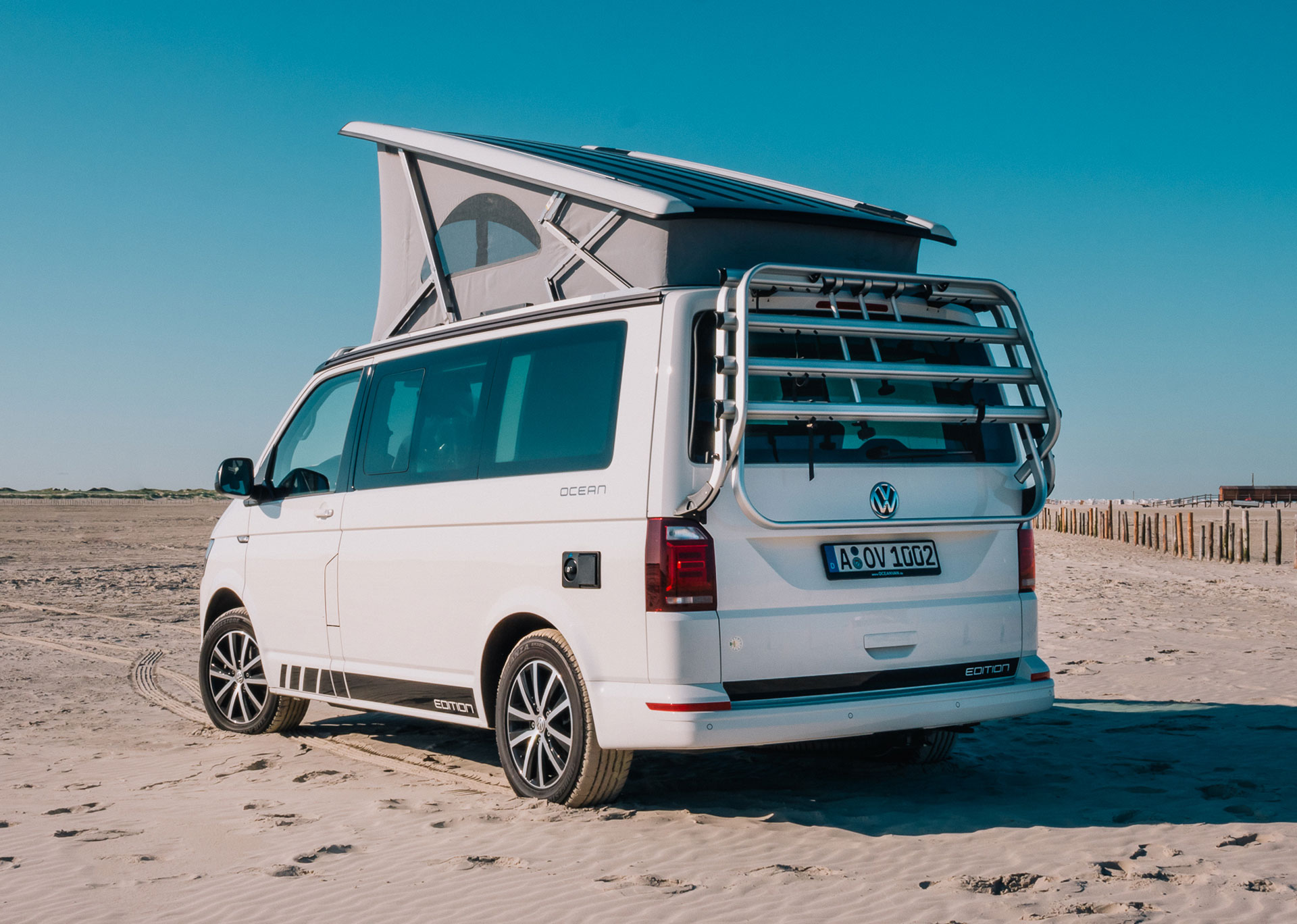VW T6 California Ocean Edition