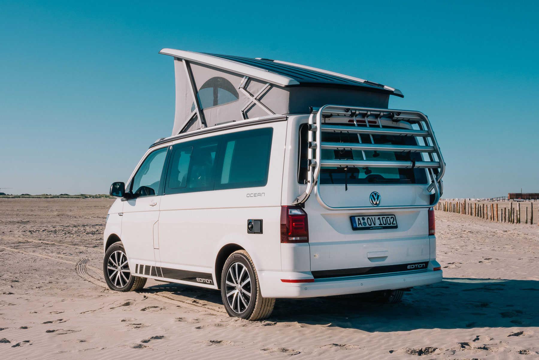 VW T6 California Ocean Edition