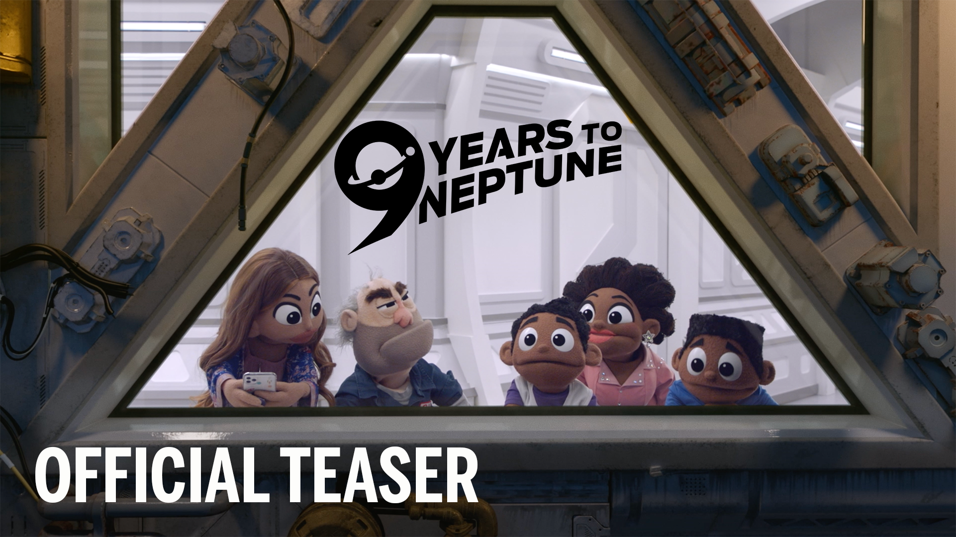 9 Years to Neptune.