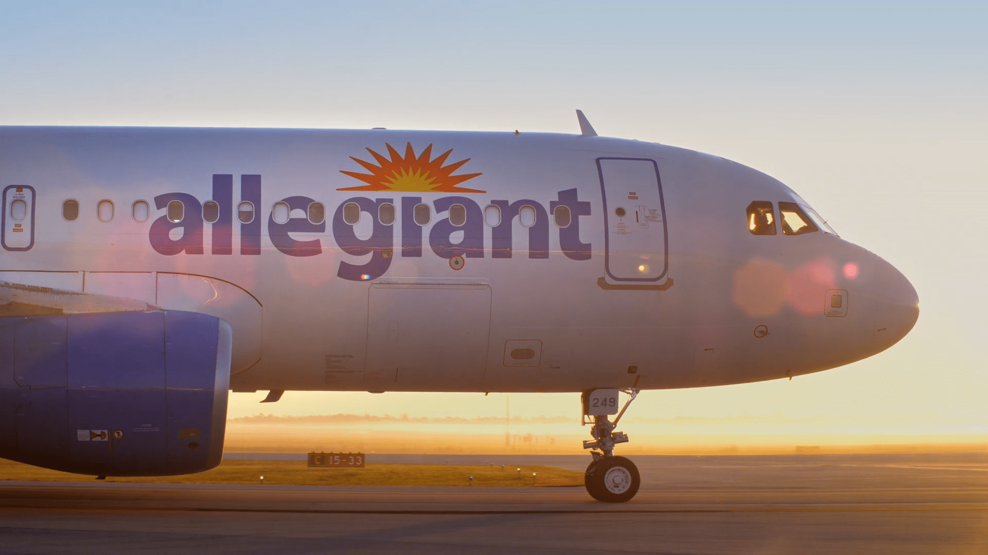 Allegiant Air X Together We Fly