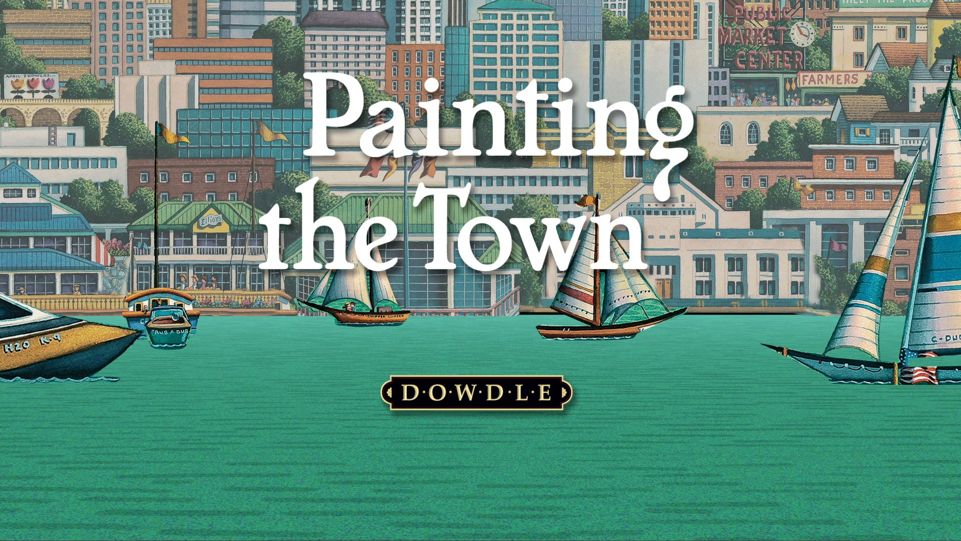 Discover the secrets of cities all over the globe with renowned artist Eric Dowdle as your tour guide! You won't want to miss Eric's journey as he travels from cities like Portland, Oregon to Cancun, Mexico, painting each town along the way.