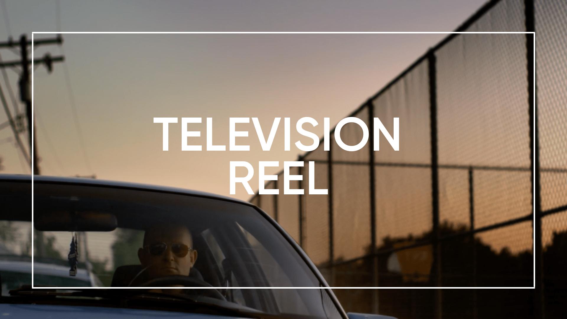 Cosmic TV Reel