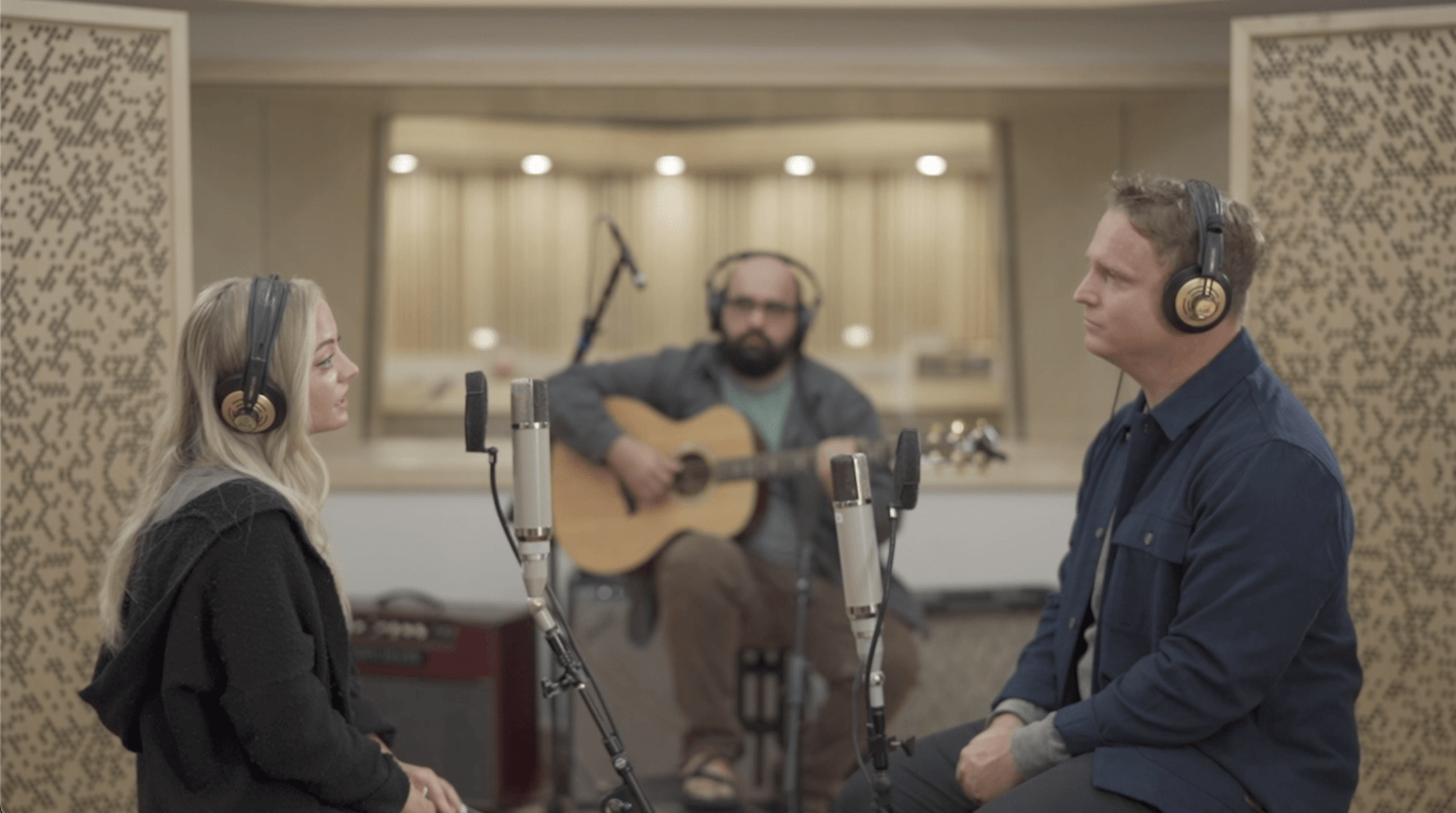 Saints Channel Studio - Madilyn Page Interview and Song