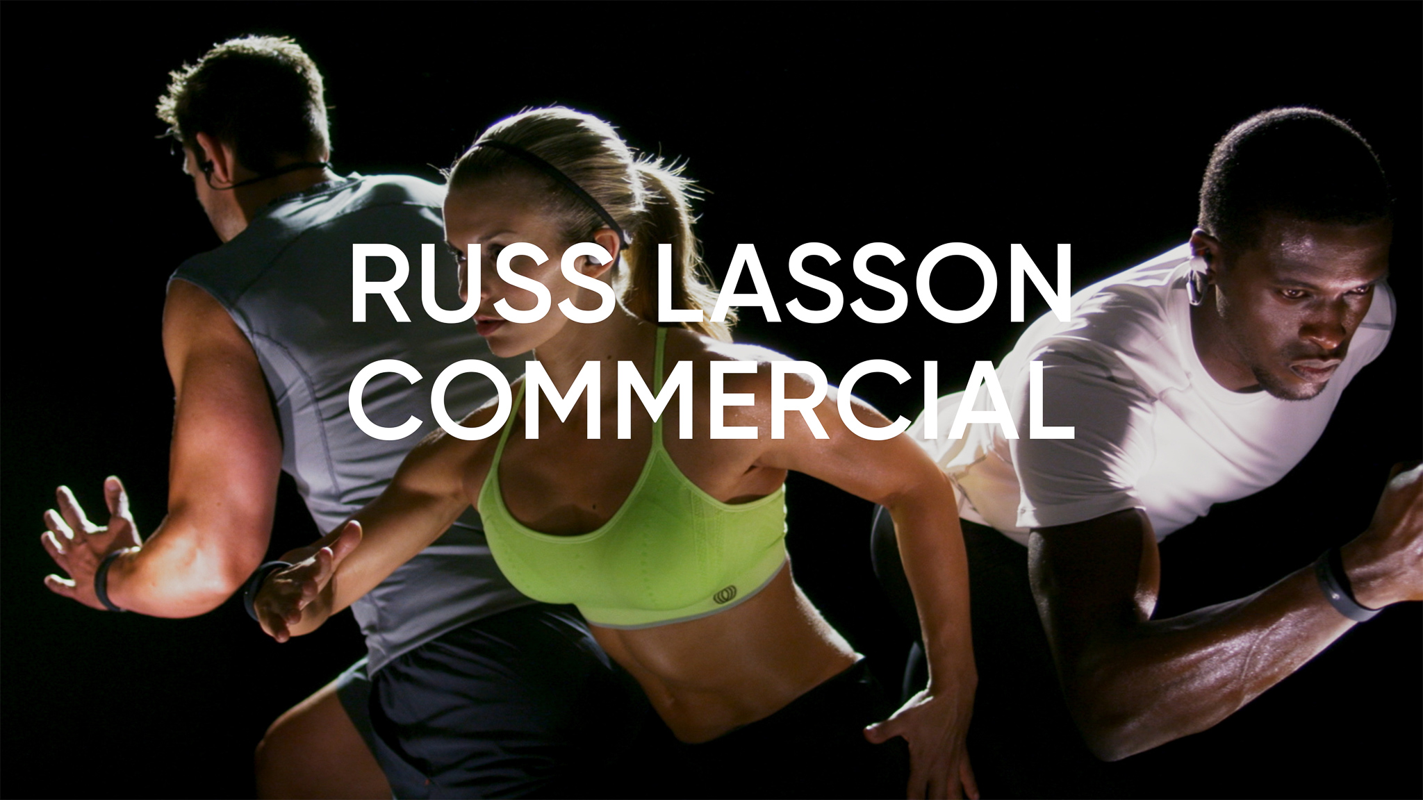 """Thumbnail for """"Russ Lasson - Commercial"""""""