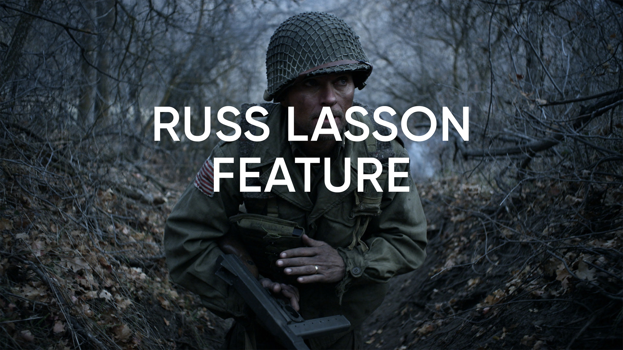 """Thumbnail for """"Russ Lasson - Feature"""""""