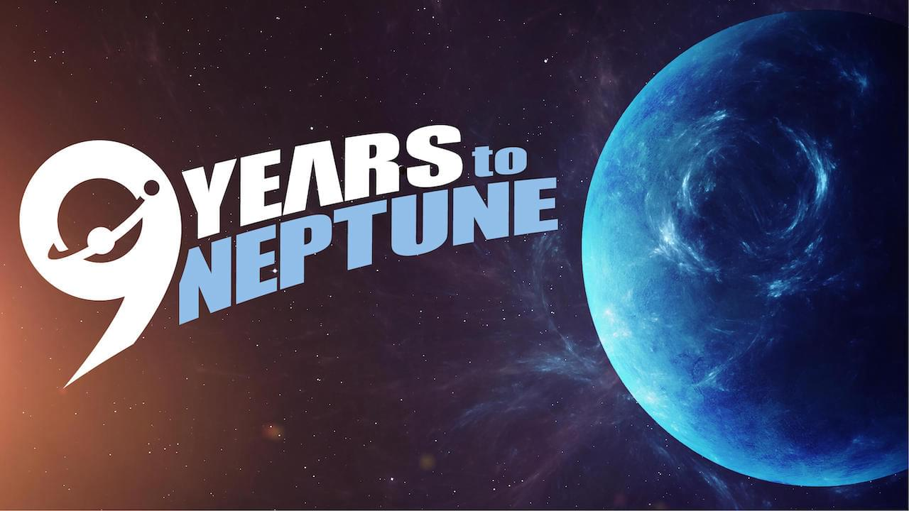 Logo photo for 9 Years to Neptune
