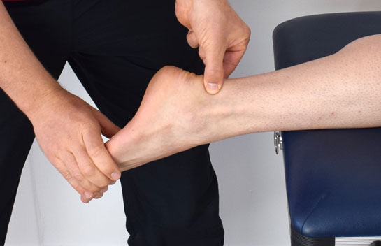 How can I relieve foot and ankle pain?