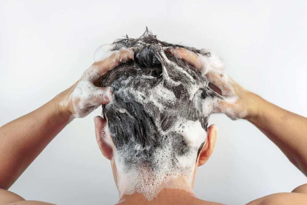 shampoing anti chute cheveux calvitie homme