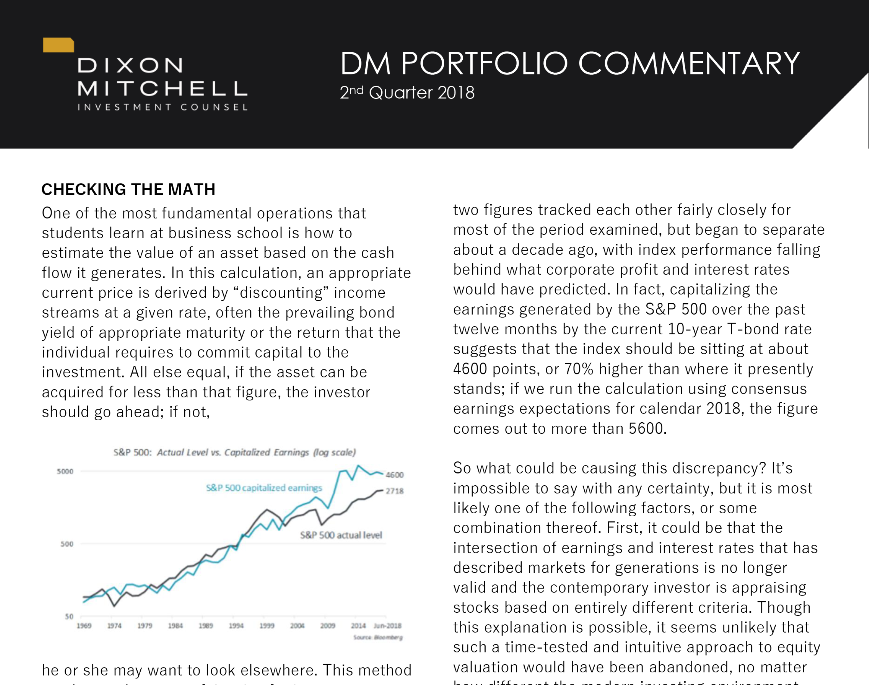 Dixon Mitchell Investment Counsel - Stewards of Wealth Evolution, Wealth Management, Asset Management, Preserving and growing your wealth, Vancouver, BC