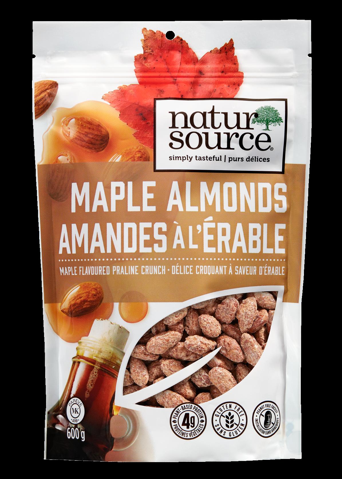 natursource Maple flavoured praline almonds crunch