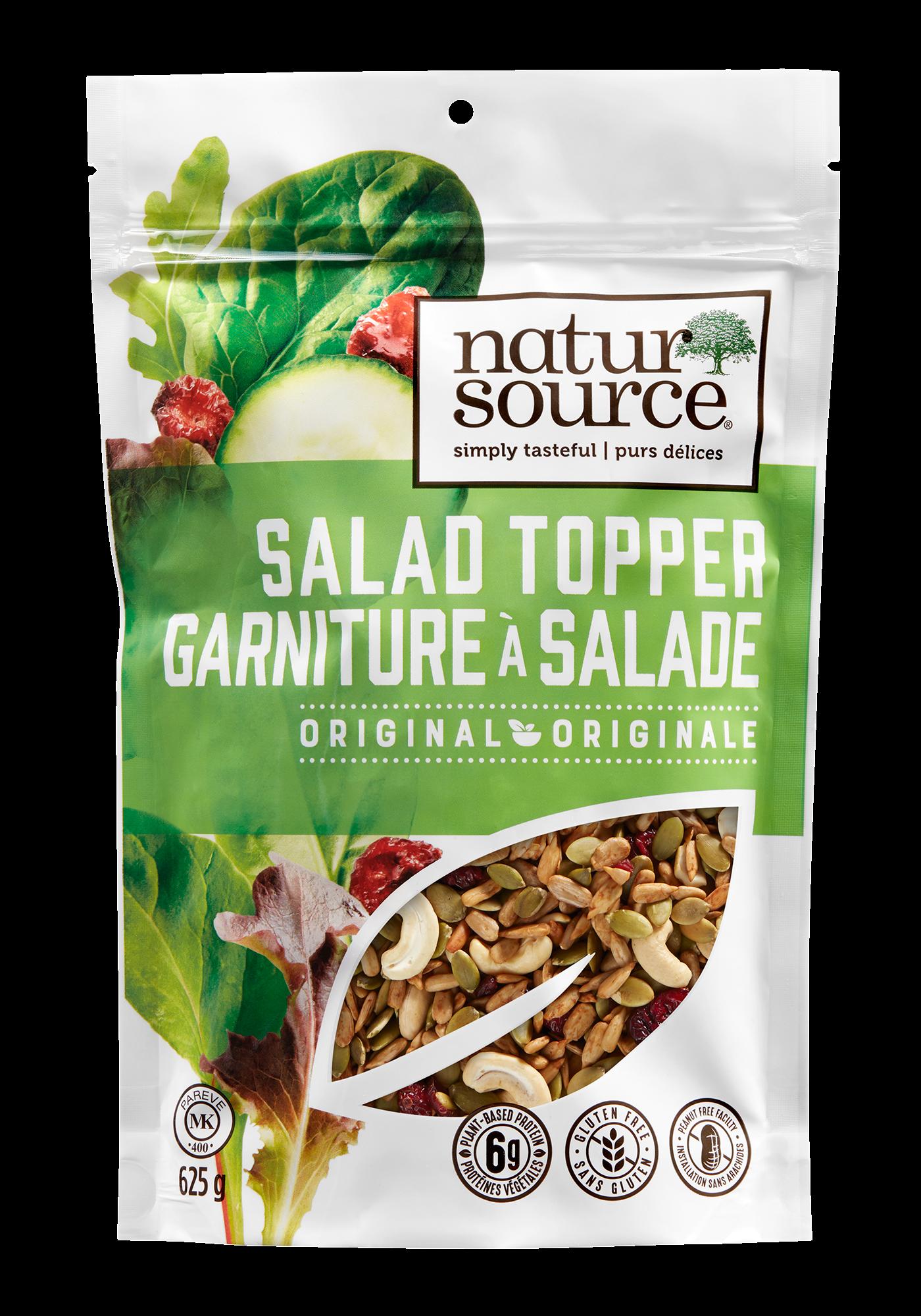 natursource plant-based Original Salad Topper