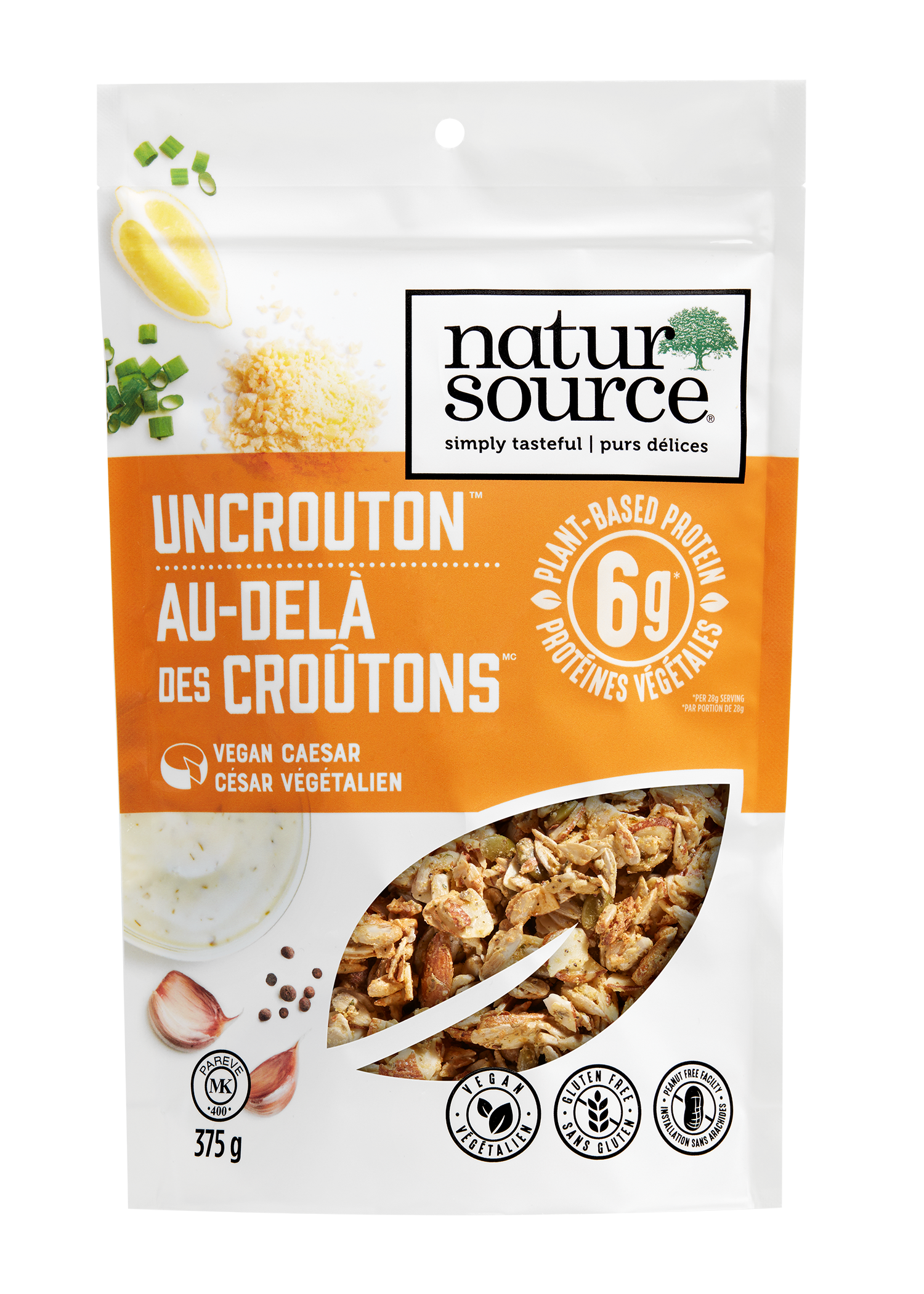 natursource vegan-friendly Vegan Caesar Uncrouton™