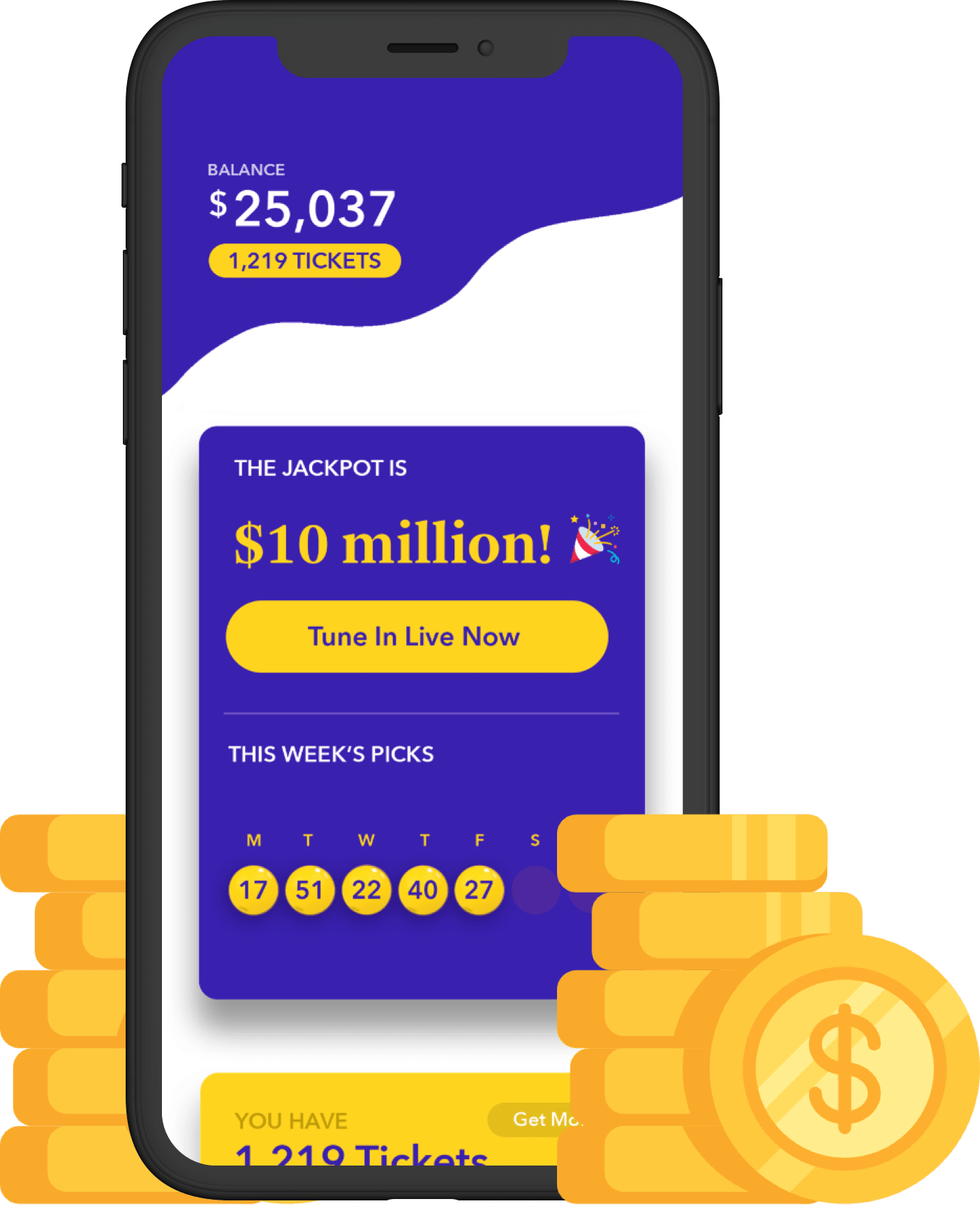 Phone Coins