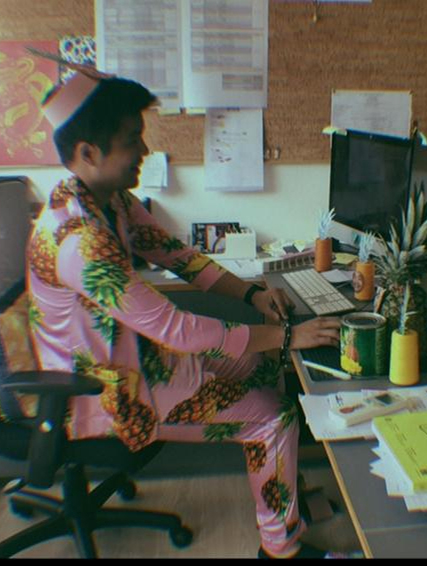Kith&Kin Office fun