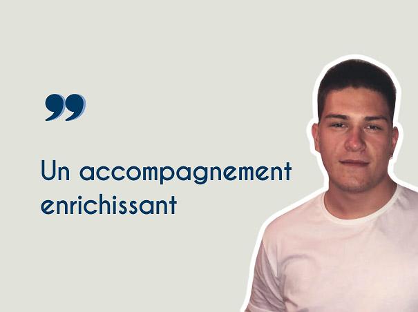 Temoignage etudiant Mentor Goal - Nicolae