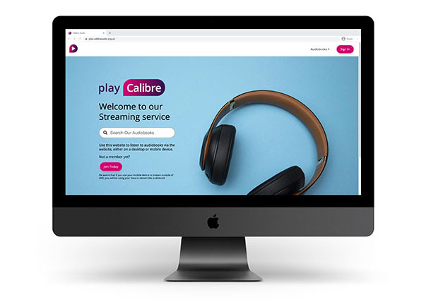 Website for Play Calibre