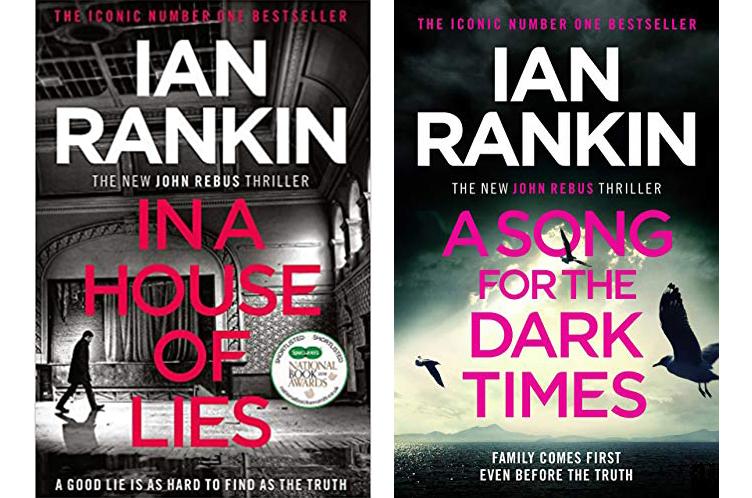 Book Covers - Ian Rankin
