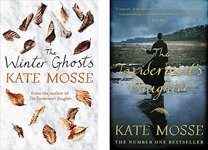 Book covers - Kate Mosse