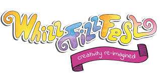 Image shows the logo for WhizzFizzFest