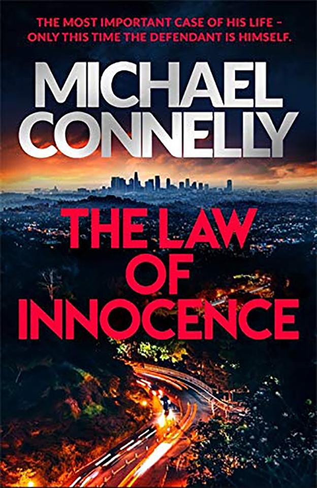 Cover of The Law of Innocence