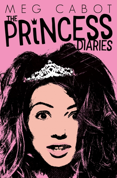 Image shows The Princess Diaries cover.