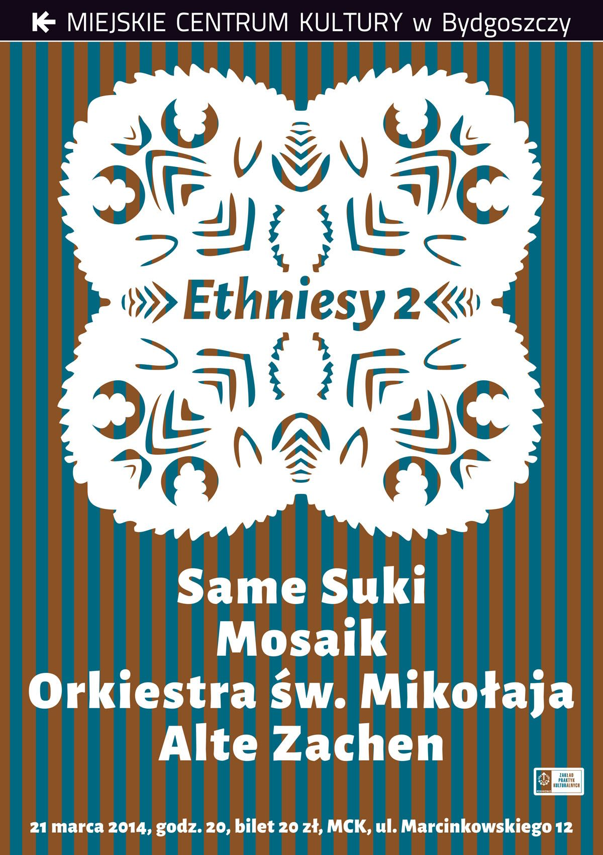 2nd Traditional and Folk Music Festival ETHNIESY 2014