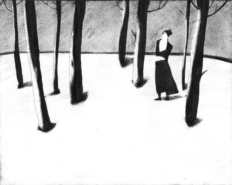 Wernisaż wystawy rysunku Svetlany Demidovich  – Rzeczy Istność