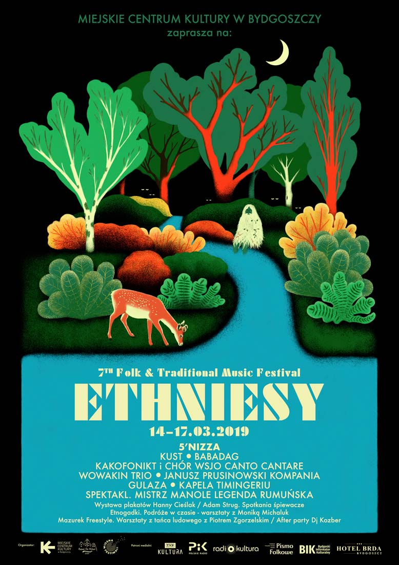 7th Traditional and Folk Music Festival ETHNIESY 2019