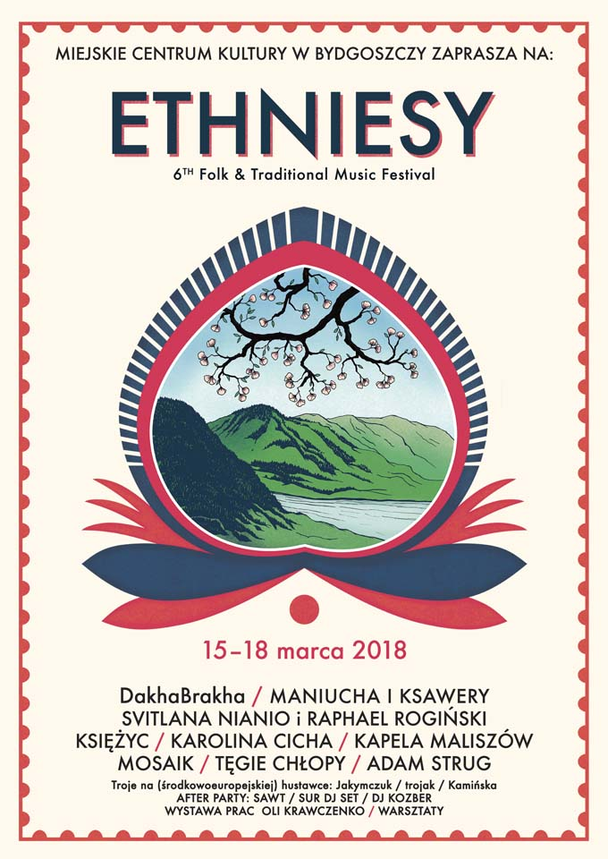 6th Traditional and Folk Music Festival ETHNIESY 2018