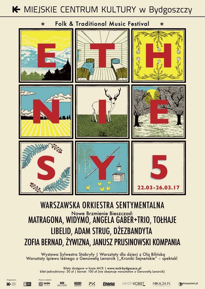 5th Traditional and Folk Music Festival ETHNIESY 2017