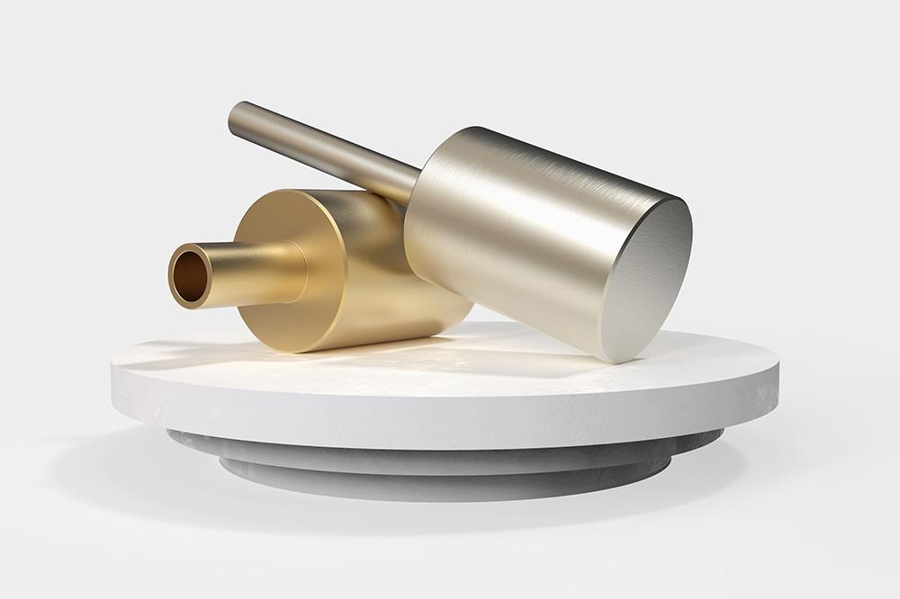 Cylindres Alto - Jaune Fabrique