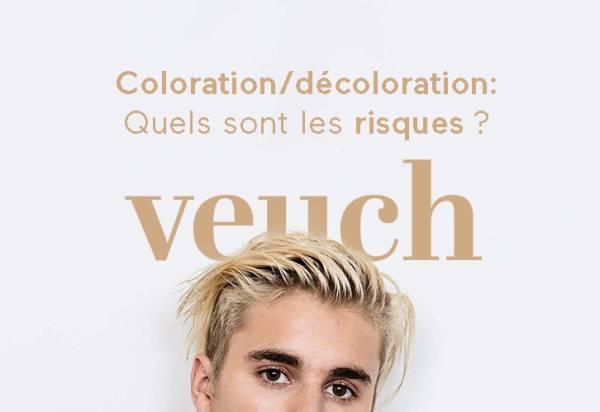Coloration Décoloration calvitie perte de cheveux chute de cheveux hommes