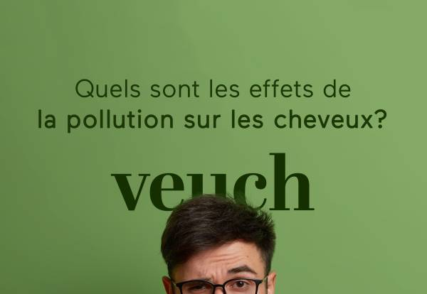 chute de cheveux et pollution