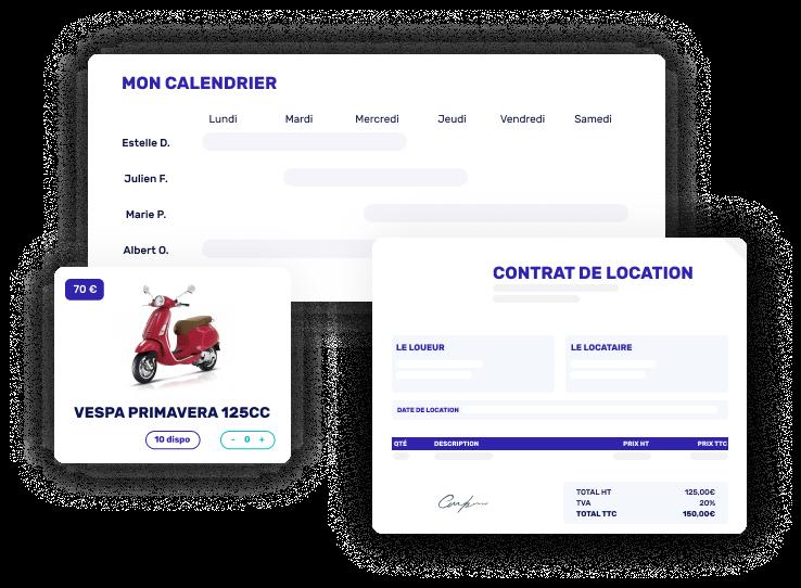 Header-location-scooter