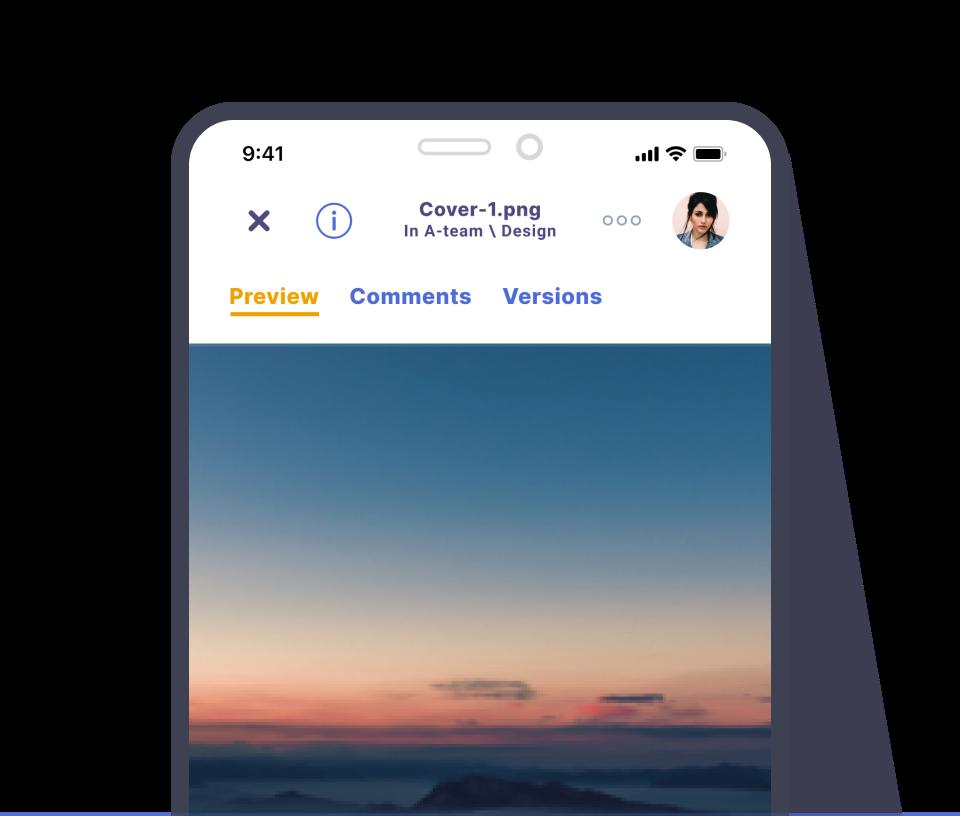 TIMU Mobile File Sharing