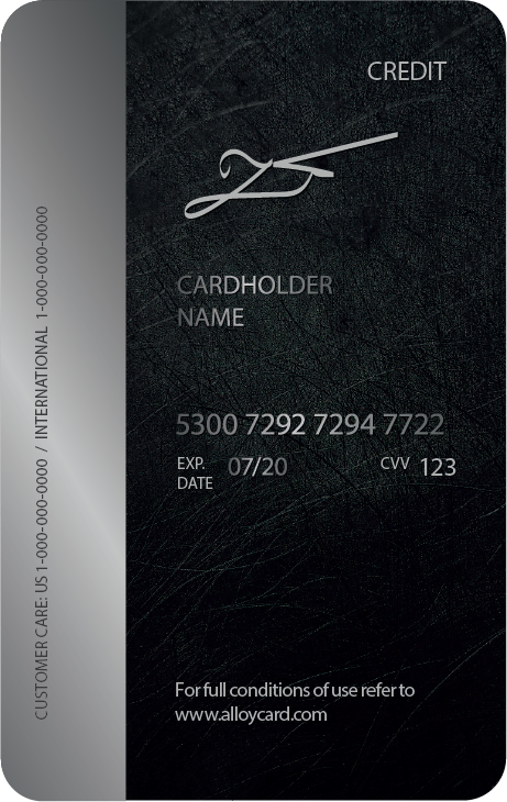 Klutch Debit Card