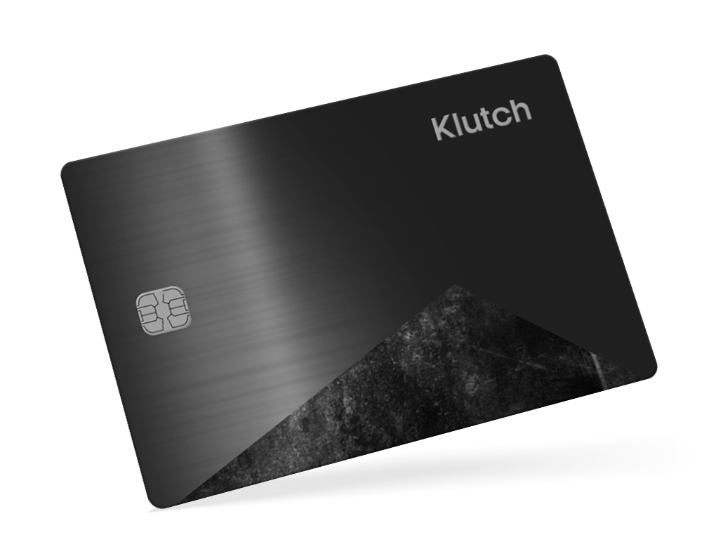 Klutch credit card