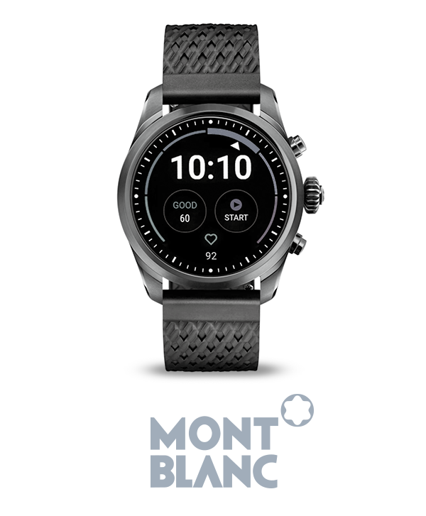 Mont Blanc device enabled by LifeQ