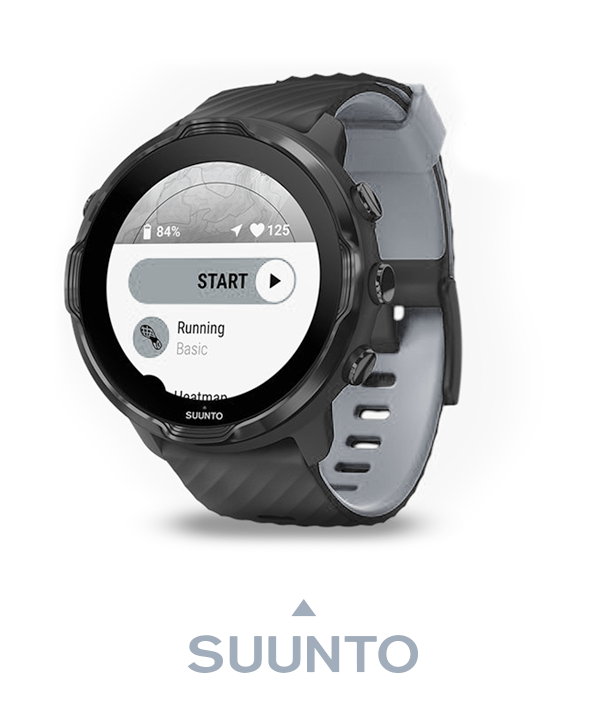 Suunto device enabled by LifeQ
