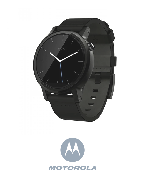 Motorola device enabled by LifeQ