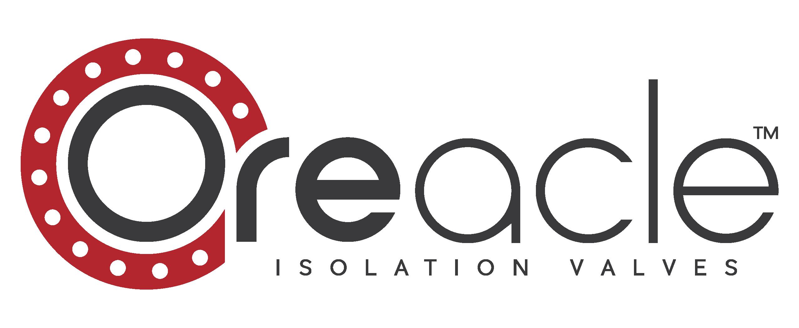 Oreacle isolation knife gate valve logo