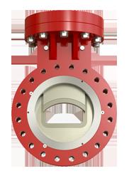 lo modulating slurry control valve