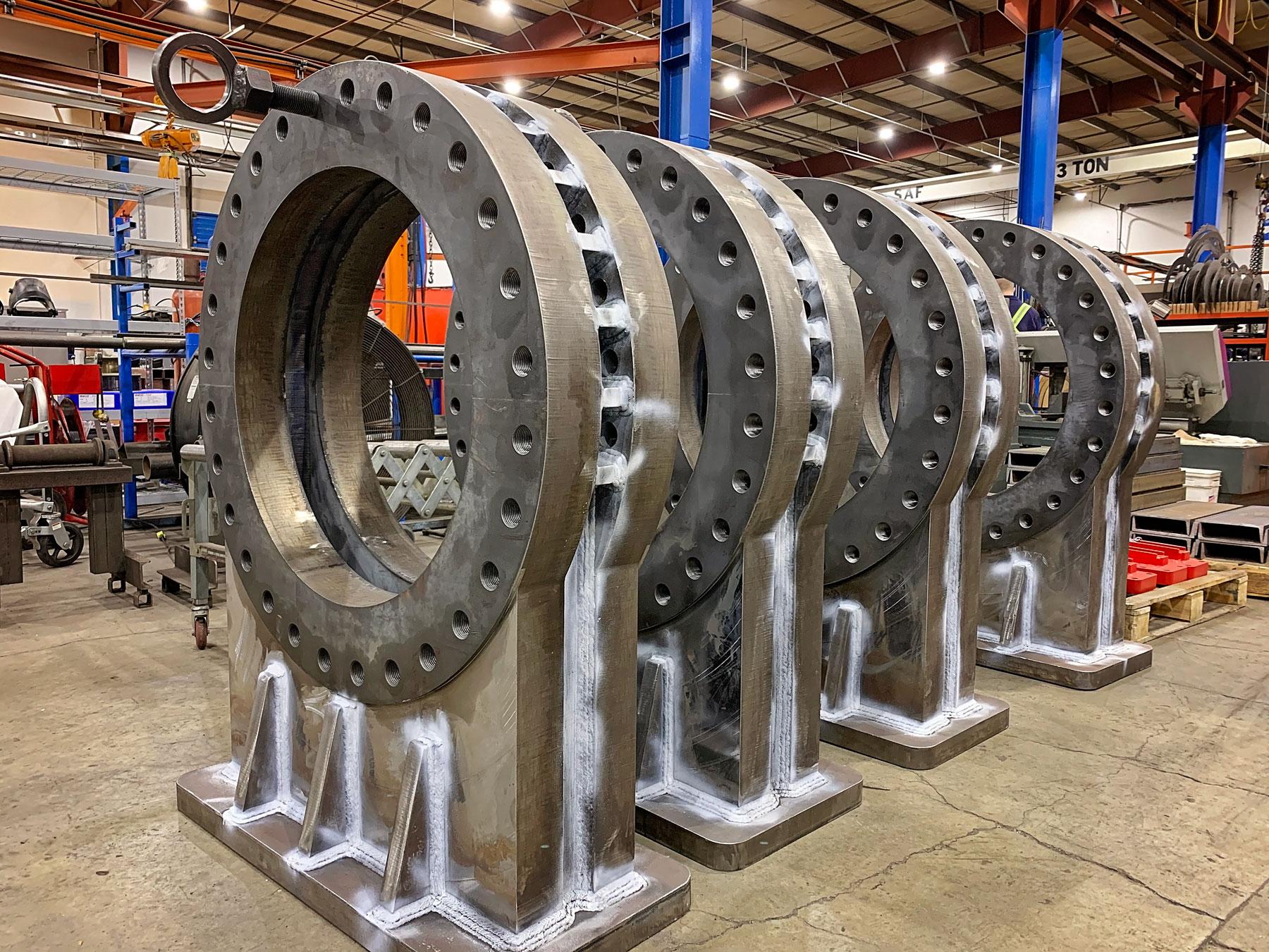 Oreacle KGV manufacturing  valve bodies