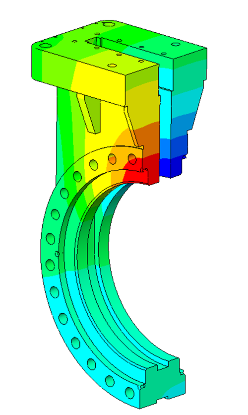 CFD models for custom Oreacle valves