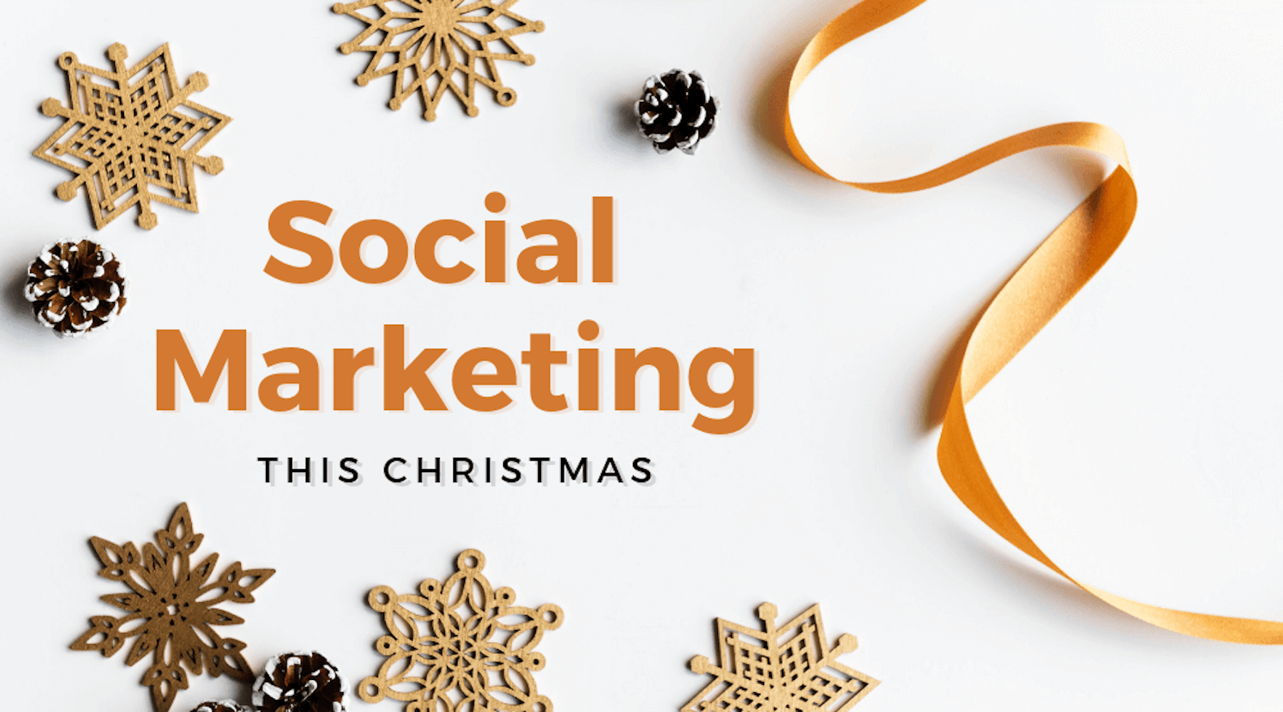 Holiday season is one of the liveliest periods of the year for online sales, meaning massive competition and the perfect opportunity to develop a Social Media Strategy that makes you stand out!