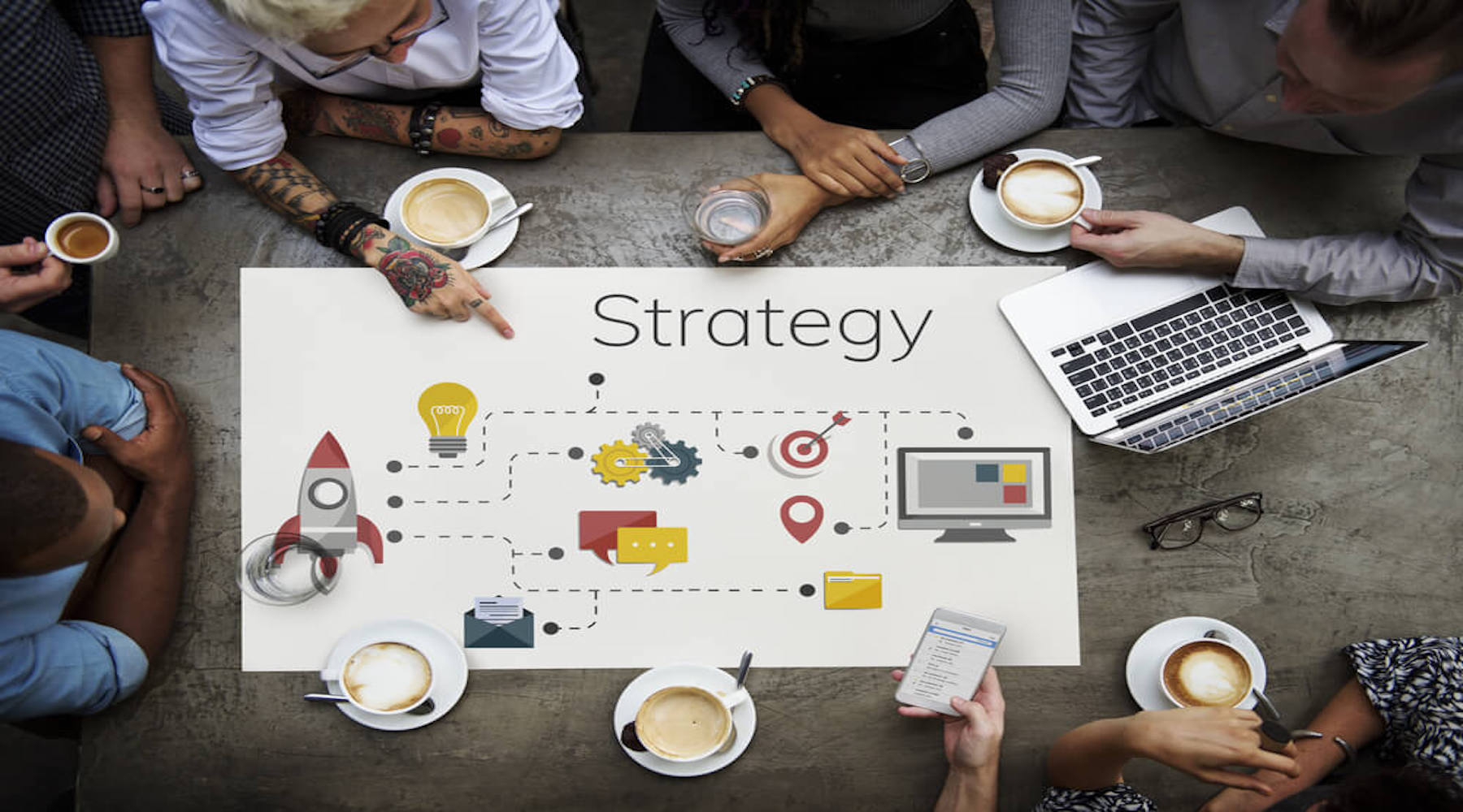 Are you looking to promote your company digitally but are not sure where to start? First things first you should look at creating a digital strategy to help you achieve your business goals.