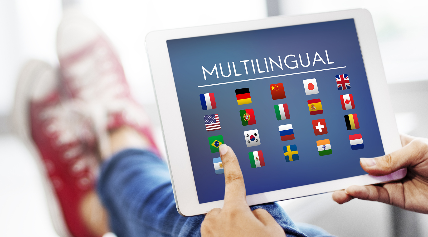 As the world becomes ever smaller, switched on merchants are realising that developing multi-lingual direct to consumer web platforms are a reality, made even easier with the advent of smart shipping providers such as Global E