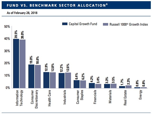 gspix sector allocation