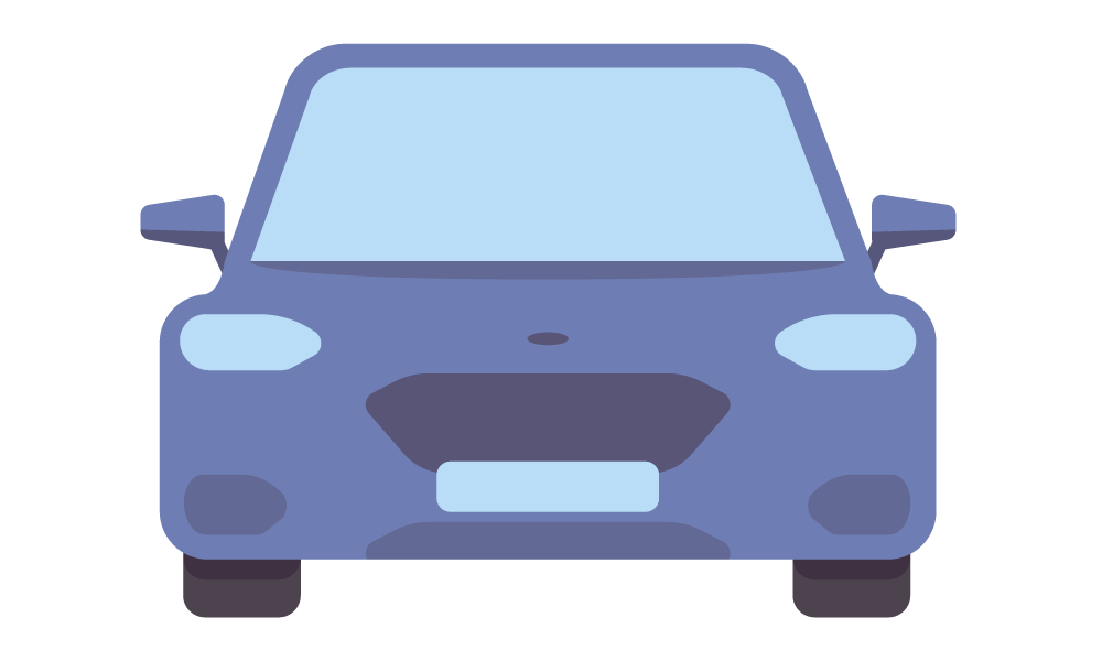 Ford Focus illustration
